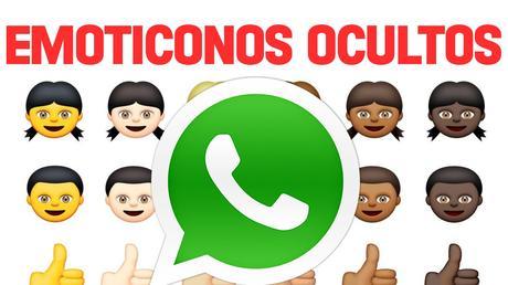 Truco para desbloquear emoticonos ocultos en iPhone iPad