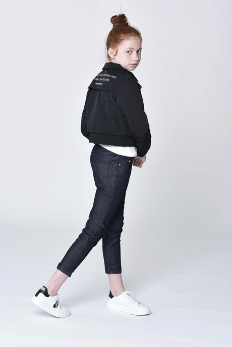Karl Lagerfeld, colección moda infantil SS21