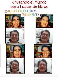 Tarde en directo con lectoras argentinas
