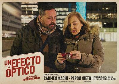 Crítica: Un efecto óptico de Juan Cavestany