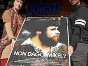 """Fila Entrevista """"¿Dónde está Mikel?"""" actor Gonzalo Díez serie internado: cumbres"""""""