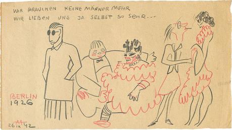 Los dibujos de Serguei Eisesntein