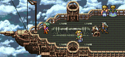 Credit 1: Final Fantasy VI