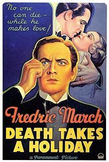 La muerte de vacaciones (Death takes a holiday, Mitchell Leisen, 1934. EEUU)