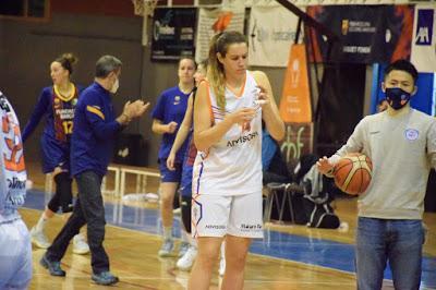 Barça CBS-Bàsquet Maresme Boet Mataró 3 Viles (Liga Femenina 2)