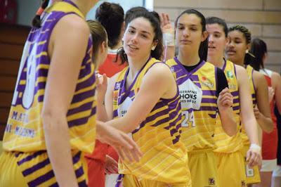Galería de clics del Segle XXI-UE Mataró (Liga Femenina 2)