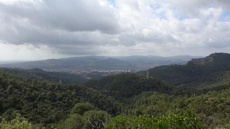 Les Planes - Font de Can Mallol - Baixador de Vallvidrera | Serra de Collserola