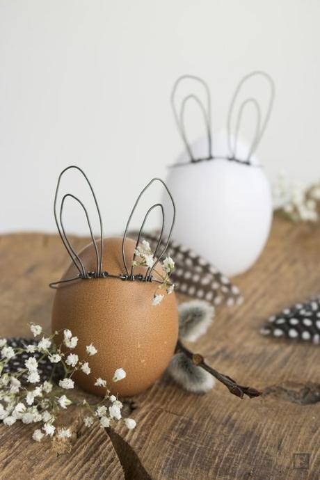 10 Ideas para decorar en Pascua