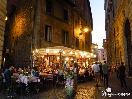 Guía práctica para visitar Roma. Itinerario para 3 días.