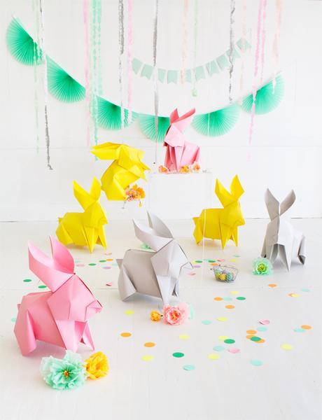 12 DIY de conejos de Pascua para hacer en familia_10