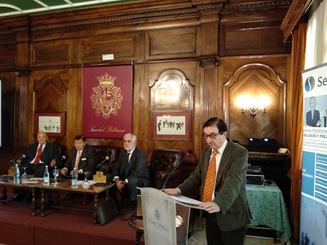 JOSÉ LUIS AGIRRE, PRESIDENTE DE SECOT BIZKAIA