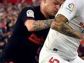 Datos ligueros Sevilla ante Atlético Madrid