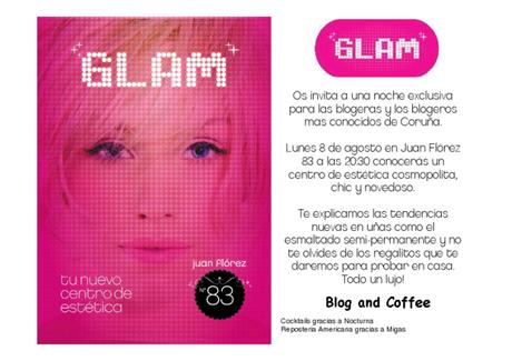 Parada Obligatoria: Glam, Centro de Estética