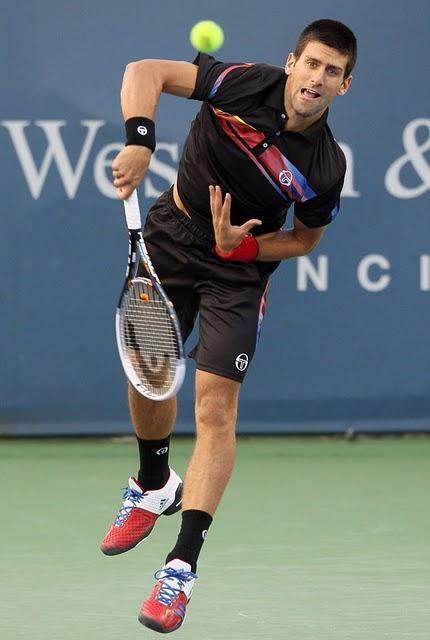 Masters 1000: Djokovic puso primera en Cincinnati