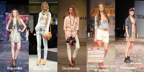 Tendencias definitivas para el verano 2012
