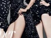 Herzigova, Helena Christensen Claudia Schiffer portada Vogue España, Septiembre 2011