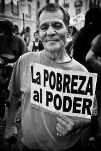 La pobreza al ooder