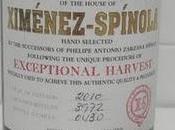 Ximénez-Spínola Exceptional Harvest 2010