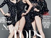 Vuelven supermodelos Vogue: Claudia Schiffer, Herzigova Helena Christensen