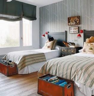 C mo decorar una habitaci n juvenil propuestas actuales - Como decorar una habitacion juvenil ...