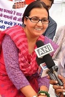 La Bloggera india Shehla Masood fue asesinada