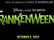 Logo Frankenweenie revelado