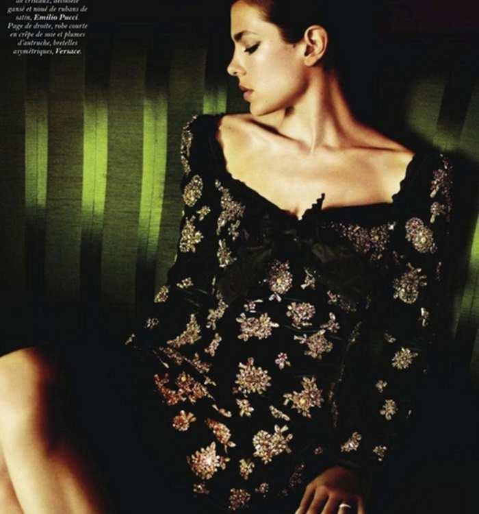 Princesas Vogue: Carlota Casiraghi