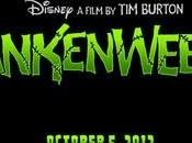 Logo 'Frankenweenie', Burton