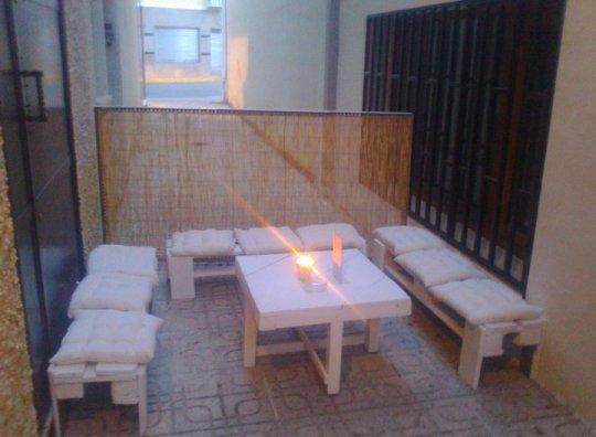 El espacio chill out de la terraza del bar de juan antonio - Espacio chill out ...