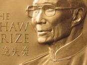 Premios Shaw Matemáticas 2011