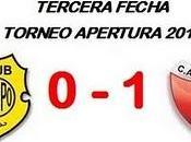 Olimpo:0 Colón:1 (Fecha