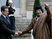 cruda real politik diplomática Gadafi solo hace años