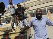 Tripoli, batalla final
