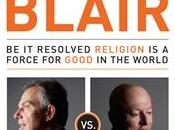 Hitchens Blair, religión debate