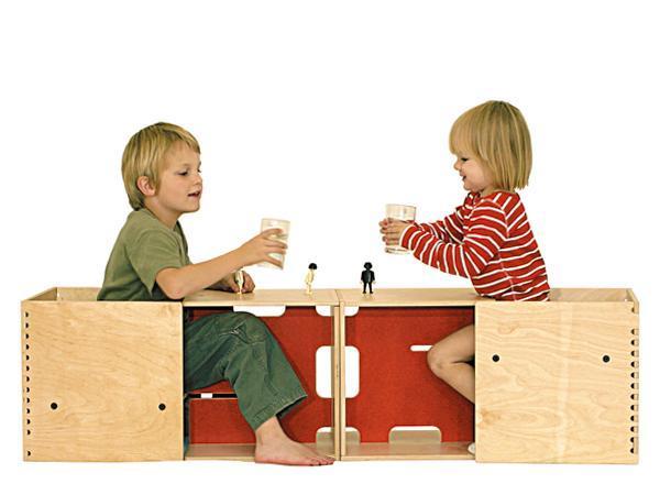M dulos de madera max in the box para la habitaci n infantil paperblog - Modulos de madera ...