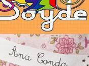Pegatinas nombre: Soyde.com