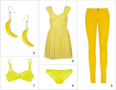 Yellow trend