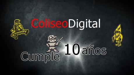 Coliseo 10 Aniversario