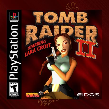 Beyond the Cover: Tomb Raider II