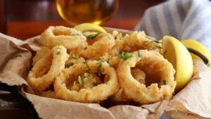 rabas anillos de calamar romana raba