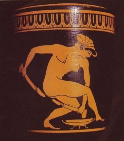 El lesbianismo romano.