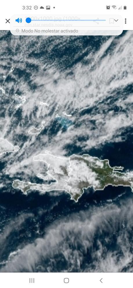 Aviso de lluvias para este sábado y domingo por vaguada y sistema frontal