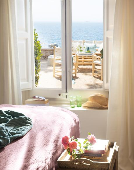 Una envidiable casita junto al mar