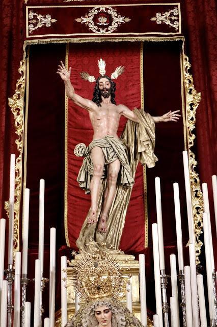 La Resurrección de Jesús.