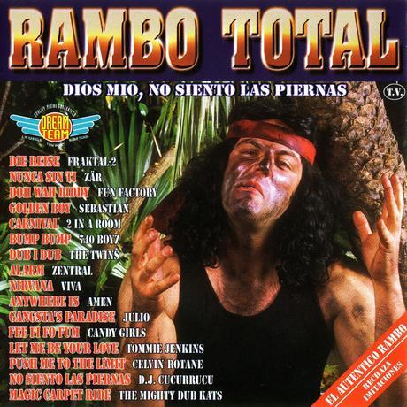 Los más populares discos megamix de los 90 (Parte 2)