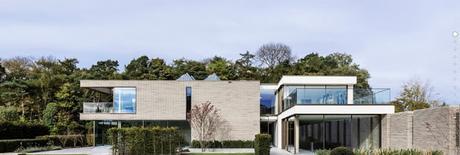 Mansion Minimalista en Shropshire