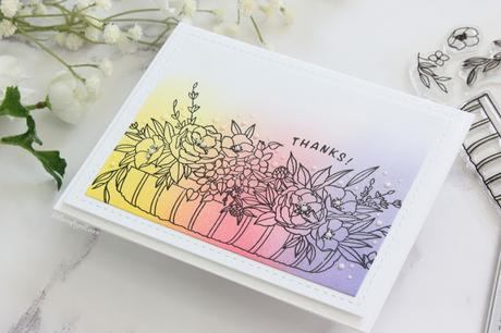Three Ways to use Floral Stamps / Waffle Flower April Release BLOG HOP