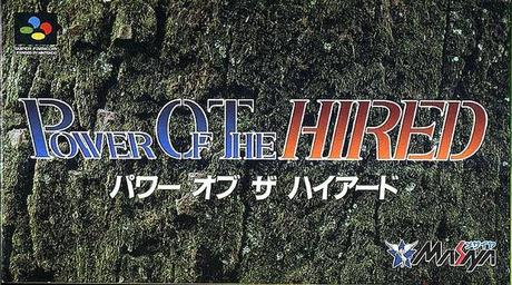 Power of the Hired de Super Nintendo traducido al inglés