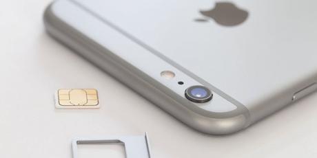 Tarjeta nano-Sim de los nuevos iPhone