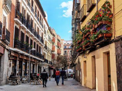 Los secretos de la calle Pérez Galdós
